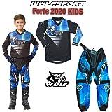 Wulfsport Trackstar Mx Stiefel f/ür Erwachsene Motorrad Quad ATV Enduro Offroad Sport Racing Motocross Stiefel Schwarz Wei/ß