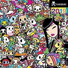 Tokidoki 2019 Square Wall Calendar