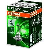 OSRAM 64210ULT Ultra Life, H7, bijzonder duurzaam, halogeen koplamp, kartonnen vouwdoos (1 lamp)