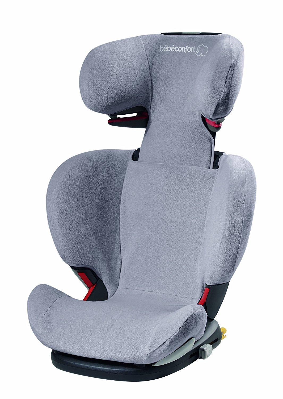 Bébé Confort 88248960 RodiFix AirProtect Seggiolino Auto, Gruppo 2/3, 15-36 kg, Grigio (Concrete Gr