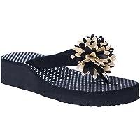 HD Casual Rubber Flip-Flop Slippers for Women
