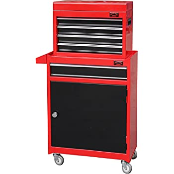 dirty pro toolstm medium tool chest with drawer dividers top cabinet ...