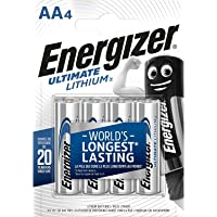 Energizer batteries Mignon AA, Ultimate Lithium, 24 pieces