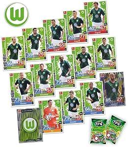 Team Package-Hertha BSC Topps Match Attax 2018//19