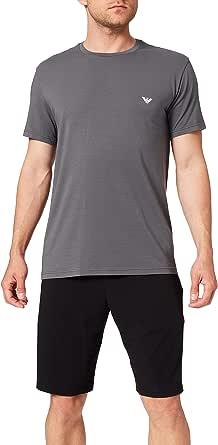 Emporio Armani Men's Underwear Pyjamas Endurance Pajama Set
