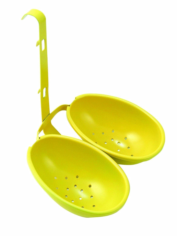 Eddingtons Egg Poacher Double Yellow Eddingtons Amazoncouk