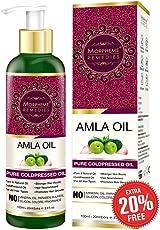 Morpheme Remedies Pure Amla Oil, 120 ml