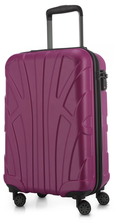 suitline handgep ck hartschalen koffer koffer trolley rollkoffer reisekoffer ebay. Black Bedroom Furniture Sets. Home Design Ideas