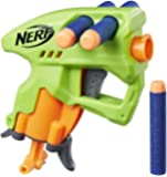 Nerf N-Strike Nano Fire, Green