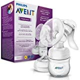 Philips Avent, inkl. Naturnah-Flasche, SCF330/20 transparent