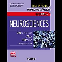 Neurosciences : Tout le cours en fiches