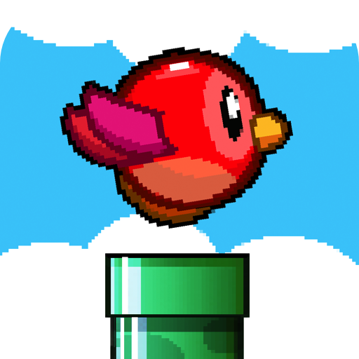 Flappy Feathers FREE (Flyer Maker Software)