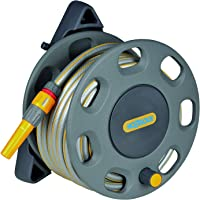 2 X 30m Wall Mounted Reel with 15m Hose