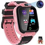 Vannico Orologio Intelligente Bambini con 7 Giochi, 21 in 1 Musica Smartwatch Bambini Touch Screen con Video Cronometro Svegl