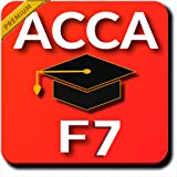 ACCA F7 Financial Reporting Exam kit MCQ PRO 2018