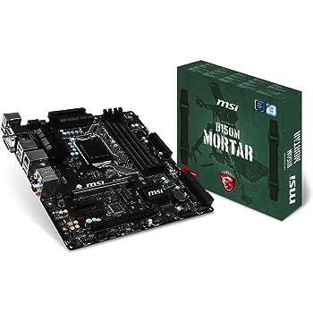 MSI B150M MORTAR Motherboard