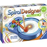Ravensburger 29713 Spiral Designer Machine, Gioco Creativo per Disegnare, Età 6-12 Anni, 2 Modalità di Gioco