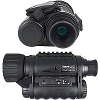 Vision Nocturne monoculaire numérique Scope 6x50mm Infrarouge HD Chasse caméra caméscope 5mp Photo 720p vidéo jusqu'à…
