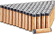 AmazonBasics AAA Performance Alkaline Non-rechargeable Batteries (100-Pack) - Appearance May Vary