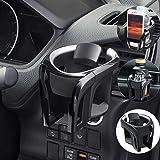 Autobekerhouder voor ventilatie, bekerhouder, telefoonhouder geschikt met 7,8 cm diameter flessenhouder, blikjeshouder, drank