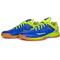 SEGA Xtreme PRO Blue Premium Indoor Court Shoes for Badminton, Squash & Tennis