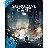Survival Game 3D: Blu-ray 3D / Steelbook