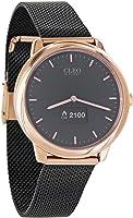 X-WATCH 54033 - Smartwatch Ibrido Cleo XW Connect, Orologio da Polso da Donna con contapassi, Tracker di attività,...
