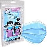 100 mascherine chirurgiche per bambini Dispositivo Medico di classe II R CERTIFICATE CE ogni mascherina è racchiusa in confez