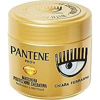 Pantene Pro-V by Chiara Ferragni Maschera Protezione Cheratina Rigenera E Protegge Per Capelli Deboli e Danneggiati…