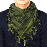 Ges -Pañuelo de estilo táctico militar para cuello y cabeza