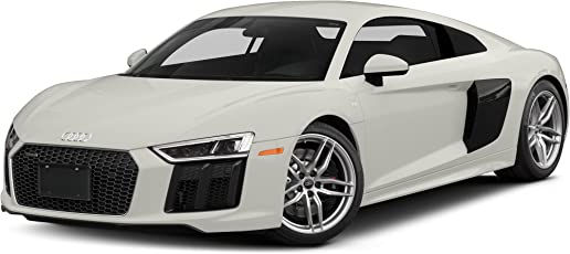 Kinsmart Audi R8 Die Cast Car with Openable Doors, Multi Color