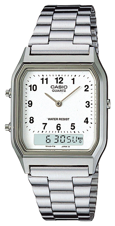 Casio Collection, Reloj Analógico-Digital para Hombre