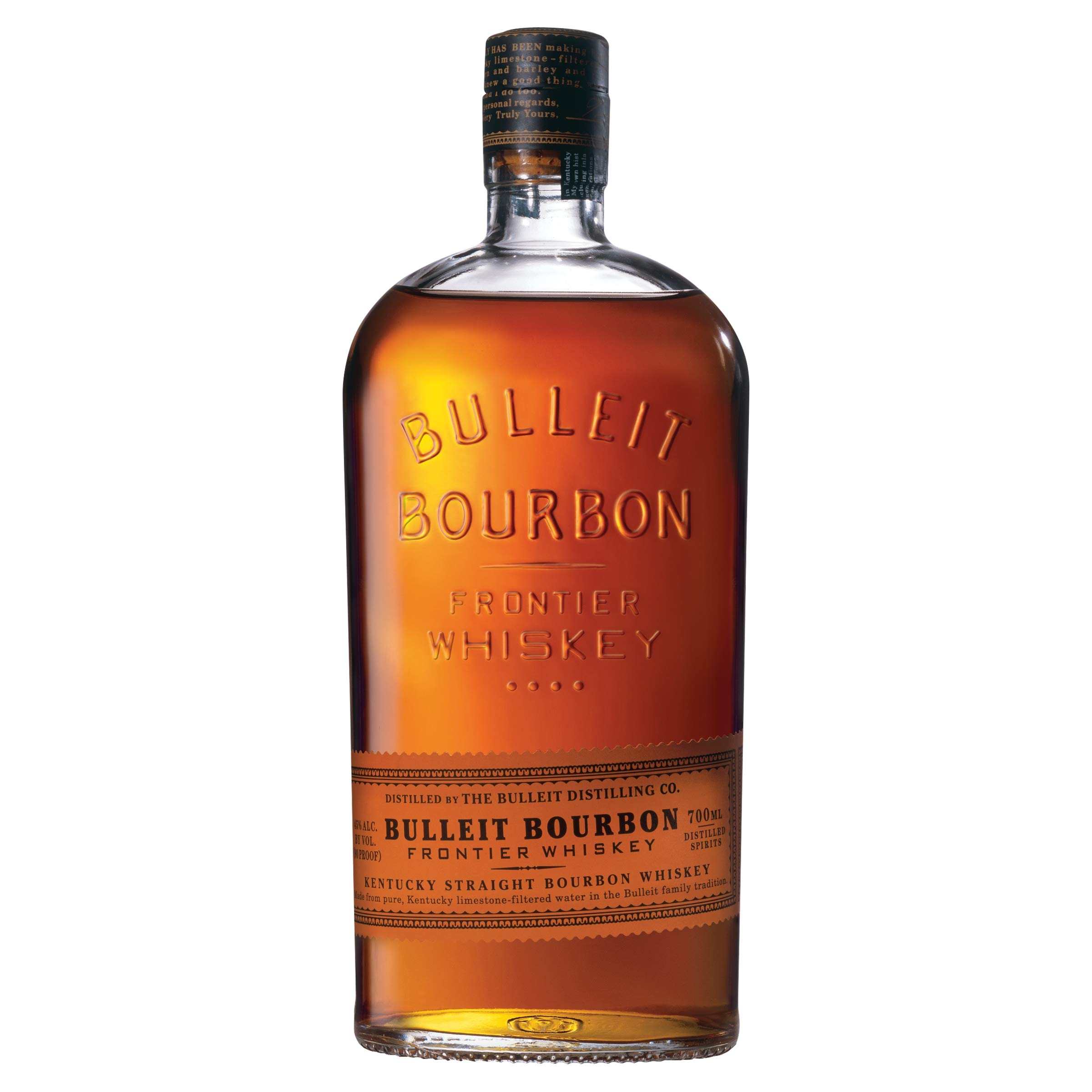 Bulleit Bourbon Hessian Sack Whisky