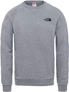 5ba9c7b5e4 The North Face Drew Peak Crew t92zwr79k Outdoor Sweatshirt Pull Homme  Nouveau Hommes: vêtements