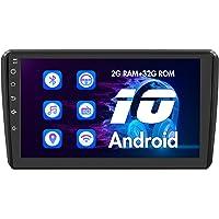 AWESAFE Android 10 Radio für Audi A3 S3 RS3, 2G+32G, 9 Zoll Touchscreen, mit Blende, Unterstützt Navigation Bluetooth…