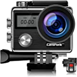 Campark X20 Action Camera Native 4K Ultra HD 20MP with EIS Stabilization Touch Screen Remote Control Waterproof Camera 40M 2