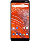 Nokia 3.1 Plus, Smartphone, Versión 2018, MicroUSB, Android, Azul