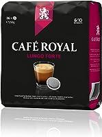 Café Royal Lungo Forte - 180 Dosettes Souples (Lot de 5X36)
