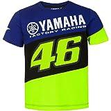 Valentino Rossi Junior VR46 MotoGP M1 Yamaha Official 2020 Camiseta