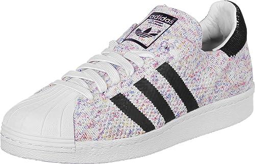 Primeknit WeißAmazon 80's adidas Herren Superstar Sneaker qc4S53ARLj