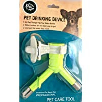 The Pets Company Bottle Water Feeder for Dogs, Puppies and Cats