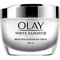 Olay Day Cream White Radiance Moisturiser SPF 24, 50 gm