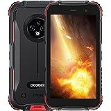 DOOGEE S35 [2021] Movil Resistente Smartphone Telefono Antigolpes Agua y Golpes 4G Libre Android 4350mAh Batería IP68 2GB RAM
