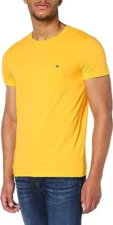 Tommy Hilfiger Men's Stretch Slim Fit Tee T-Shirt