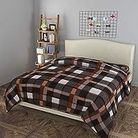 Fabture Woolen Razai Cover Double Bed with Zipper (Quilt Cover Double Bed with Zipper) (Double Bed Dohar Blanket)