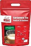 Cafe Desire Instant Tea Premix - 20 Sachets (400g)