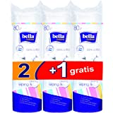Bella Cotton Pads - 80 Pieces (Buy 2 Get 1 Free)
