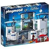 Playmobil 6872–Centre de Commande de la Police avec Prison
