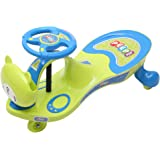 Young Wheels Scratch Free Twister Magic Swing Car Ride ons for Kids of Above 2 Years Strongest & Smoothest Wheels with…
