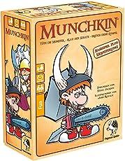 Pegasus Spiele 17222G Munchkin Kartenspiele, 1+2